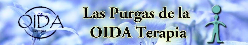 PURGAS DE LA OIDA TERAPIA