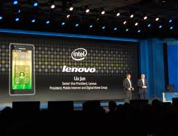 intel & lenovo on ces