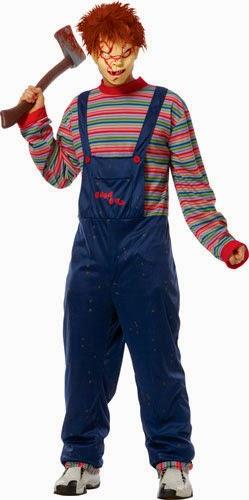 Disfraz Chucky el Muñeco Diabólico
