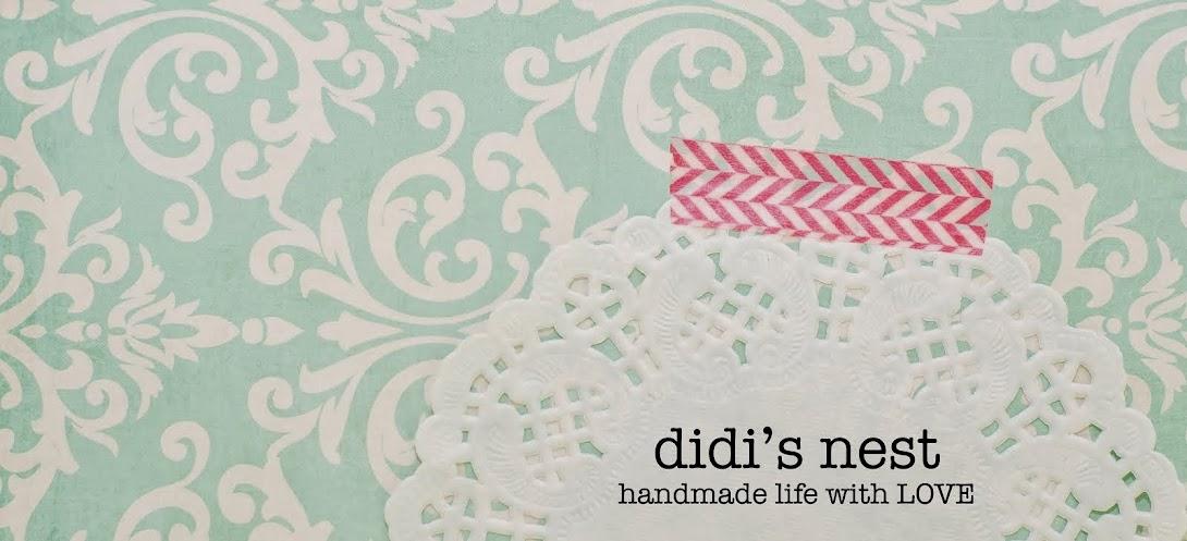 didi's nest handmade life