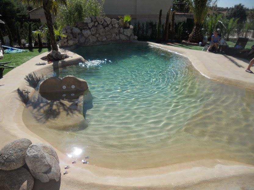 Liner armado piscinas precio finest detalle de colocacin for Piscina alcorcon