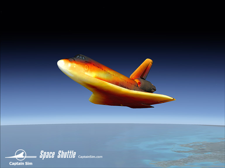 captain sim space shuttle - photo #9