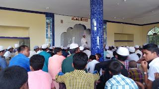 কানাইঘাট বড় চতুল চৌধূরী বাড়ী জামে মসজিদের উদ্বোধন