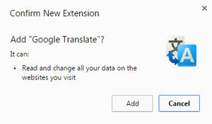Cara Megaktifkan Auto Translate Pada Google Chrome 2