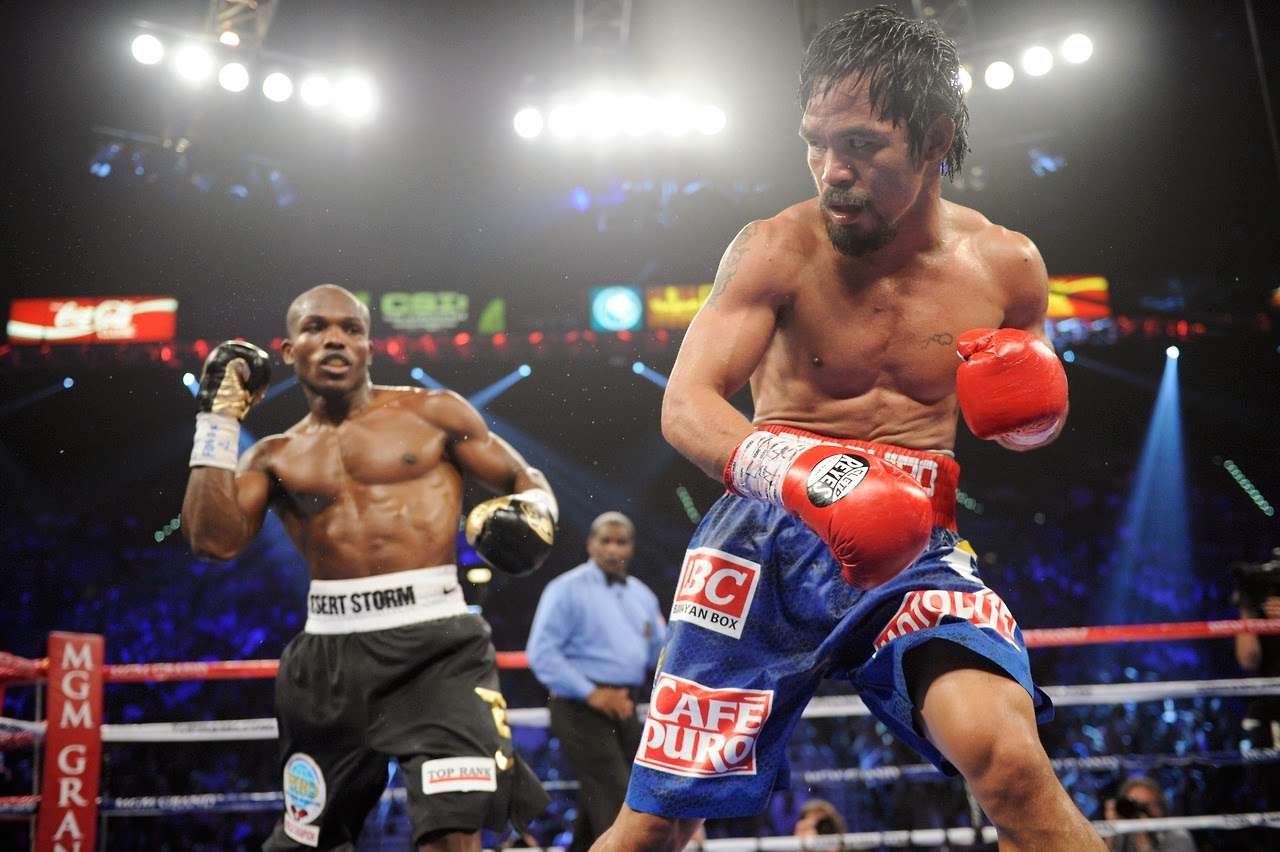 Pacquiao Wins by Unanimous Decision, Pacquiao Wins, Pacquiao vs Bradley