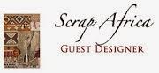 Guest Designer for:~