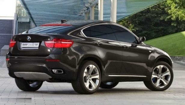 New BMW X6 Release Date and Price 2015