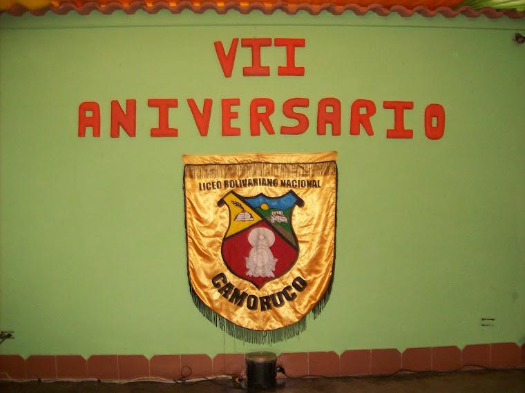 7 AÑOS Y LOS QUE FALTAN...