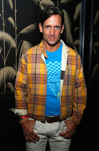 ASHION CONFESSIONS of TRENT WISEHART creative director at tommy hilfiger
