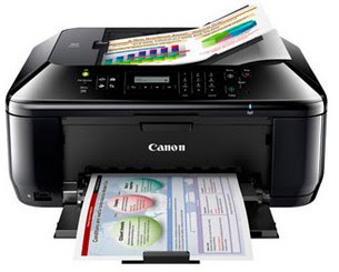 Download Printer Driver Canon PIXMA MX430