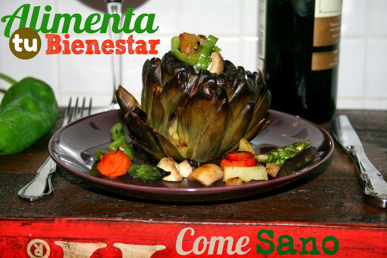 alcachofas, receta alcachofas, como hacer alcachofas, recetas sanas, recetas originales, recetas caseras, recetas de cocina, receta con verduras, alcachofas con verduras, recetas saludables, blog cocina, yummy recipes