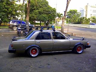 foto modifikasi toyota corona 1982