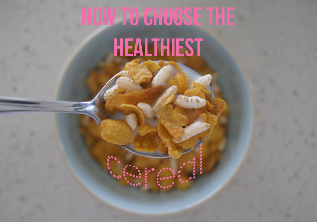 cerealpic - Just which is the best cereal for you?