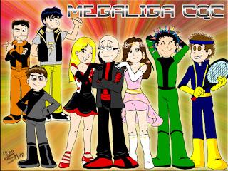 Megaliga CQC