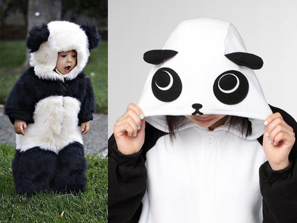 Panda Costume Diy Panda Costume Diy Pictures