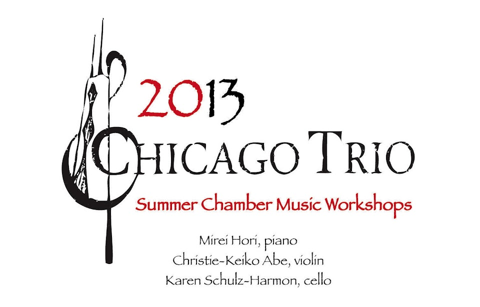 Chicago Trio Chamber Music Workshop