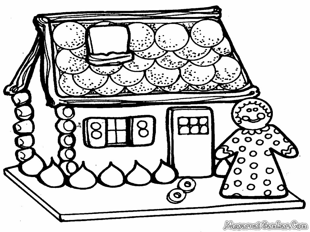 Selain mewarnai gambar rumah Natal , gambar-gambar rumah Natal yang