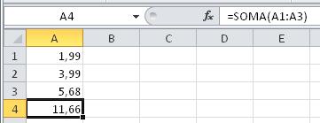 Para que serve e como usar o operador dois pontos : no Excel