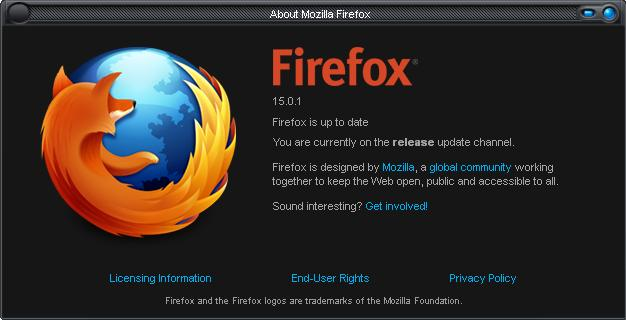 Mozilla Firefox 15.0.1 - ScreenShoot