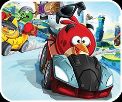 game Chim Angry Bird đua xe