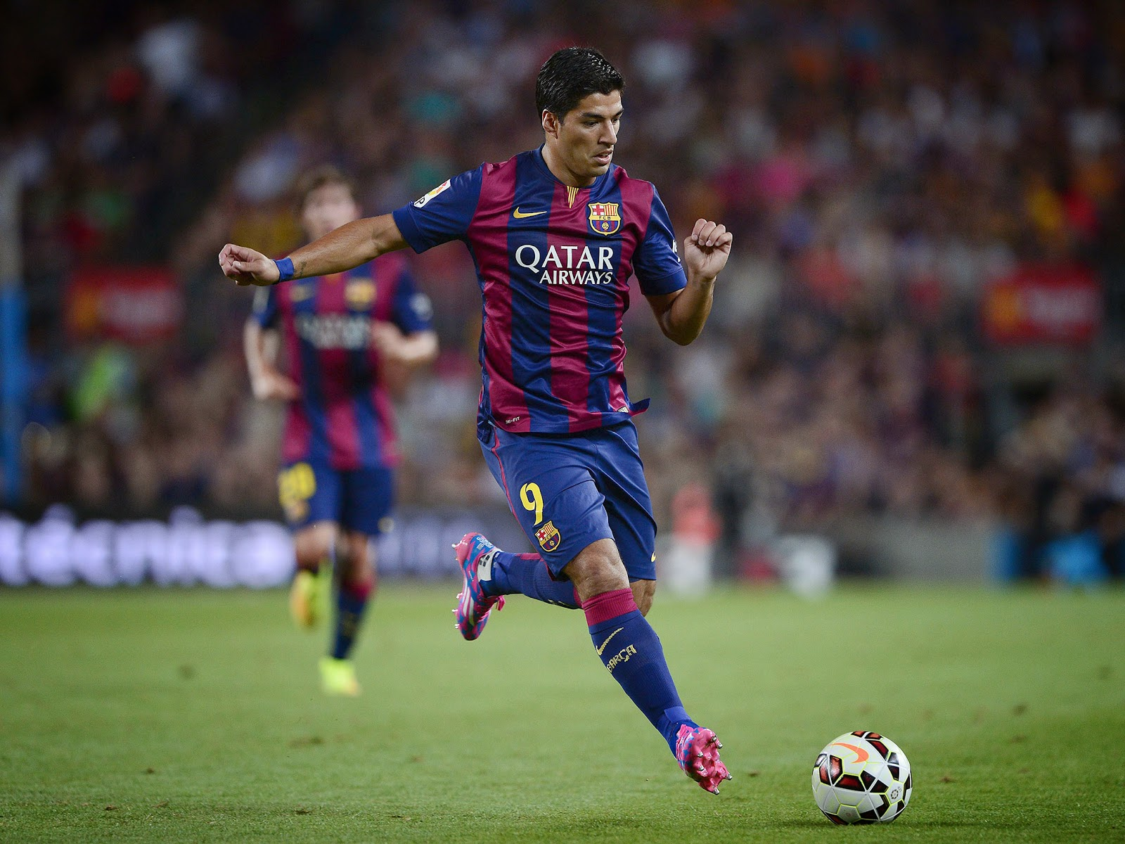 Barcelona Stars Luis Suarez Biography