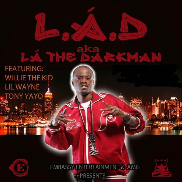 LAD aka La The Darkman - L.A.D Cover