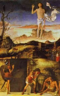Bellini - The Resurrection
