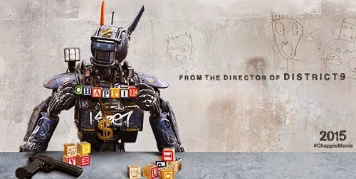 Info review Sinopsis film Chappie (2015) Bioskop