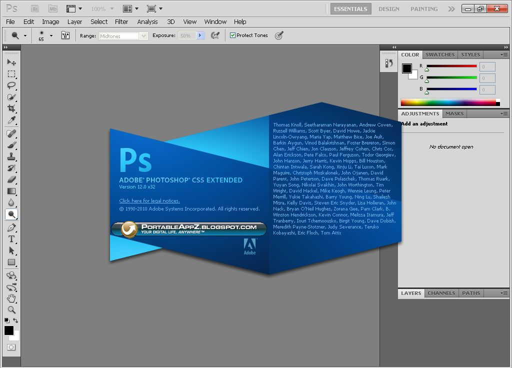 Download Adobe Photoshop Cs5 Ziddu