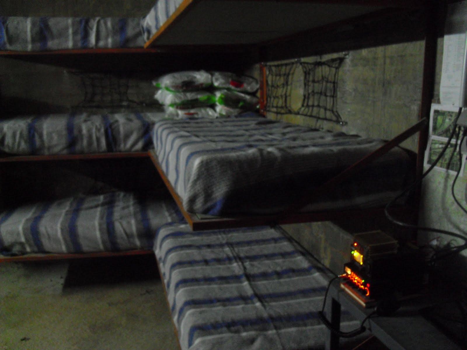 Dormitorio zona roja