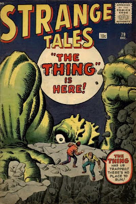 Strange Tales, The Thing