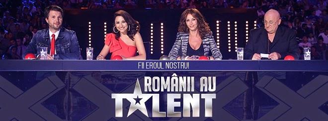 Romanii au talent sezonul 5 episodul 8