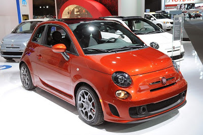 Fiat 500 Cattiva and Abarth Tenebra concepts showcase design to enhance personality
