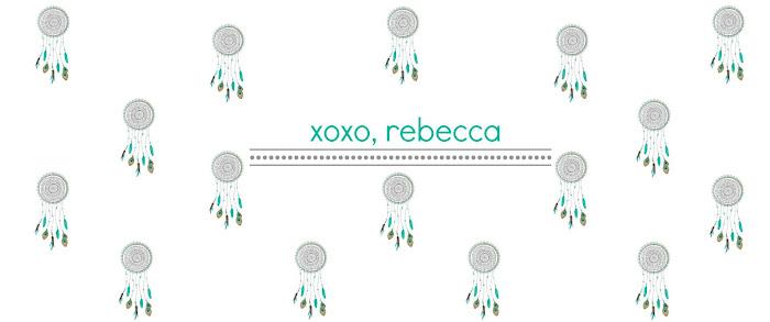 XoXo, Rebecca: Updates