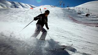 Helicaptor skiing Himachal Padesh