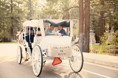 California or Bust! l My Big Gay Illegal Wedding ACLU Contest l Take the Cake Event Planning