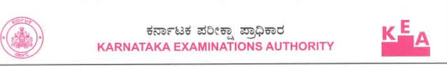 KCET EXAM Karnataka