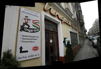 Bécs, Wien, magyarok, Vienna, Ungar-Grill