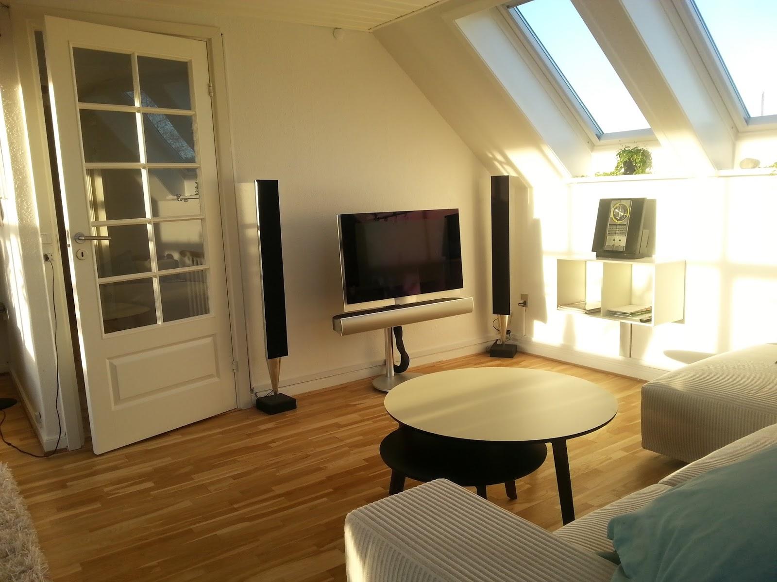 Frirum: ny lys stue
