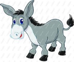 funny donkey Puzzle