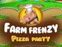 لعبة المزرعة وصناعة البيتزا