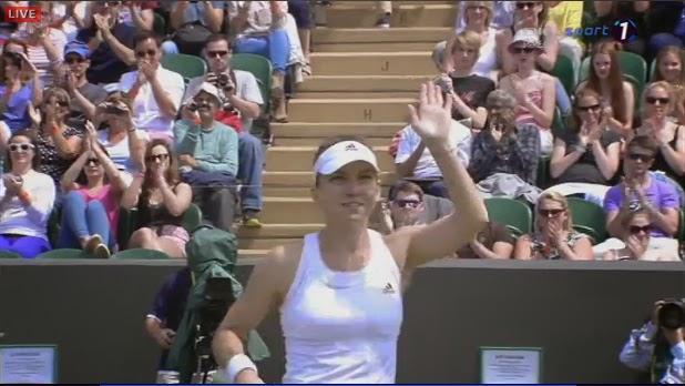 Simona Halep in sferturi la Wimbledon