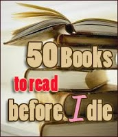 Desafío: -50 Libros que leer antes de Morir-