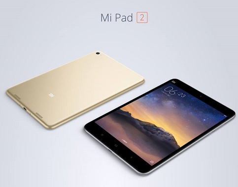 Spesifikasi dan Harga Xiaomi Mi Pad 2