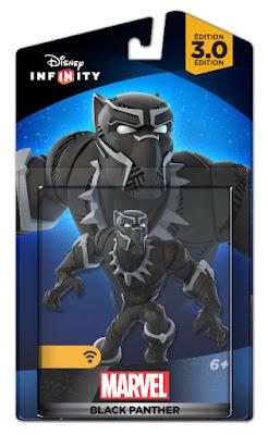 TOYS : JUGUETES - DISNEY Infinity 3.0   Black Panther - Pantera Negra : Marvel Figura - Muñeco - Videojuego Marzo 2016 | A partir de 6 años Comprar en Amazon España & buy Amazon USA