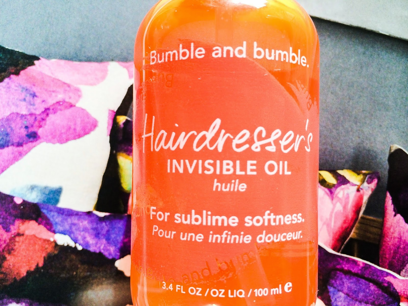 Bumble and Bumble Hairdresser's Invisible Oil Review