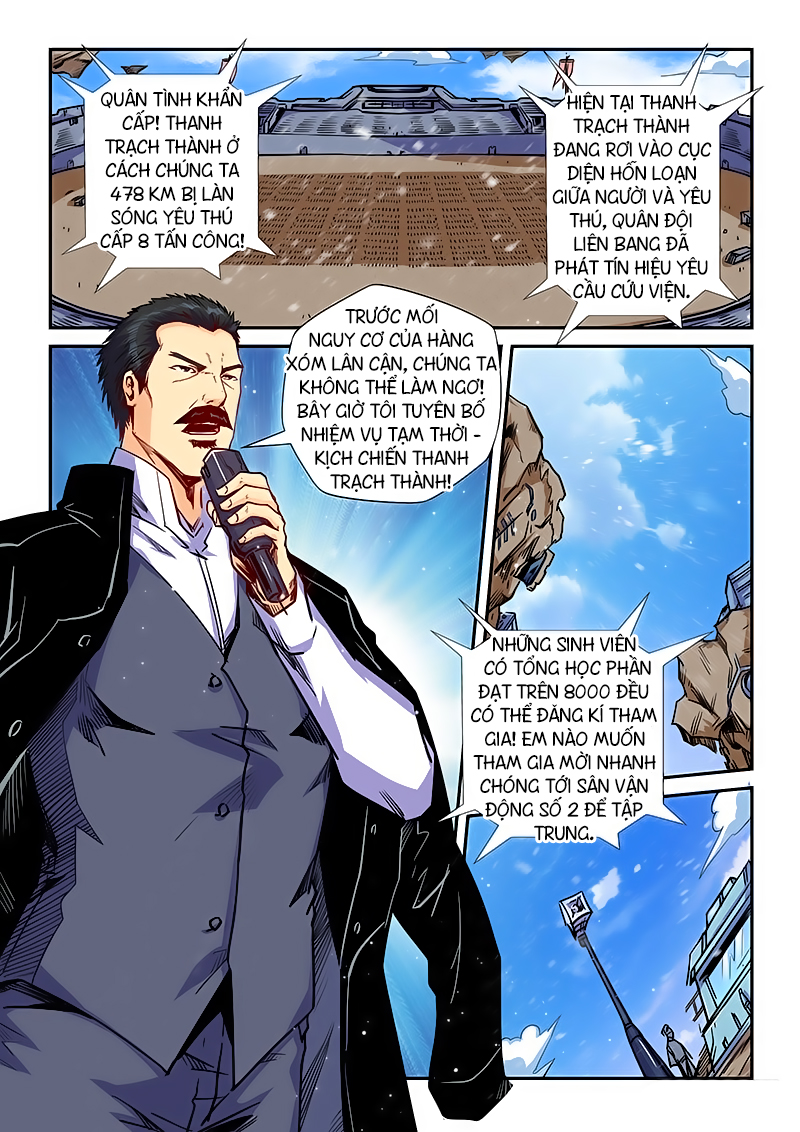 Tu Chân Tứ Vạn Niên Chap 145 Upload bởi Truyentranhmoi.net