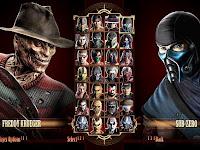Download Game PC Gratis Mortal Kombat Komplete Editions