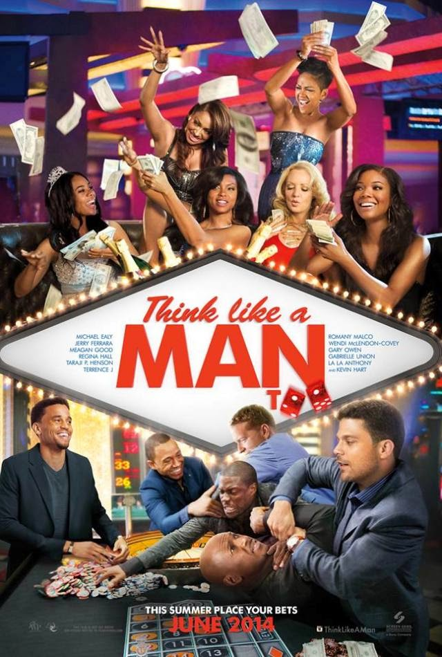 La película Think Like a Man Too