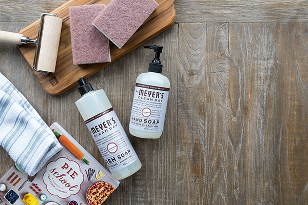 Free Mrs. Meyer's Hand Soap and $10 Credit